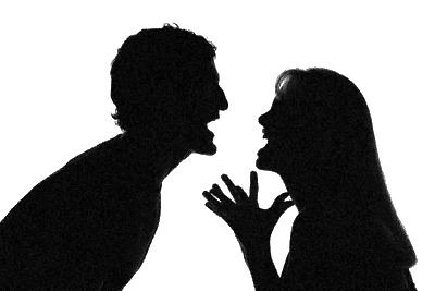 Dificultades en la pareja.